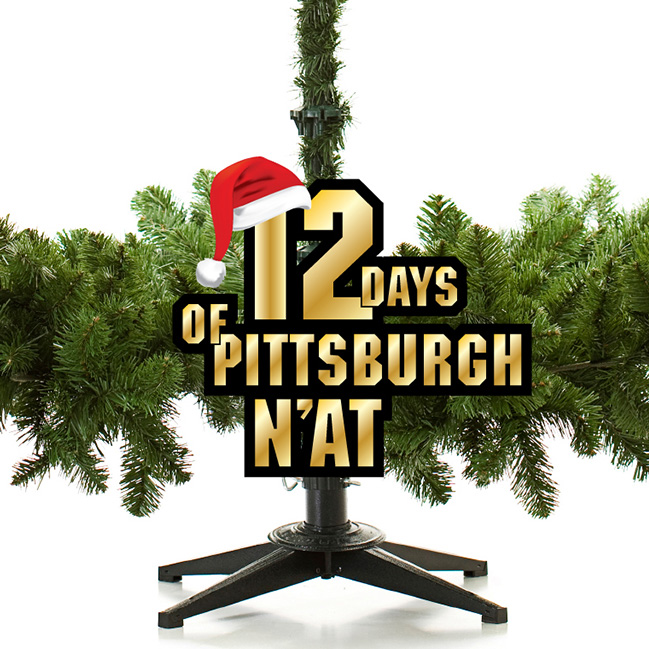 Responsive Website Design Twelve Days of Pittsburgh N'at
