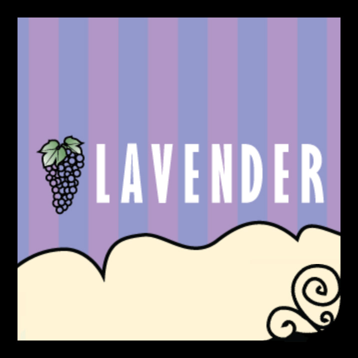 Website Redesign Lavender Blue